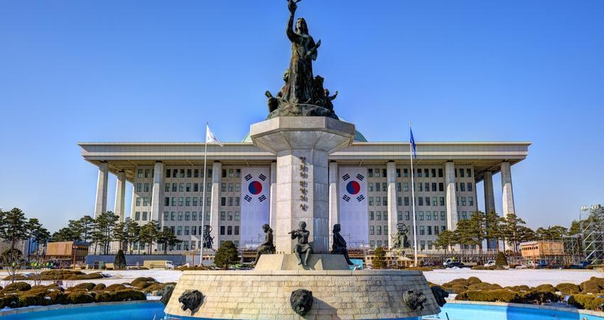 South Korea ICO Legislation