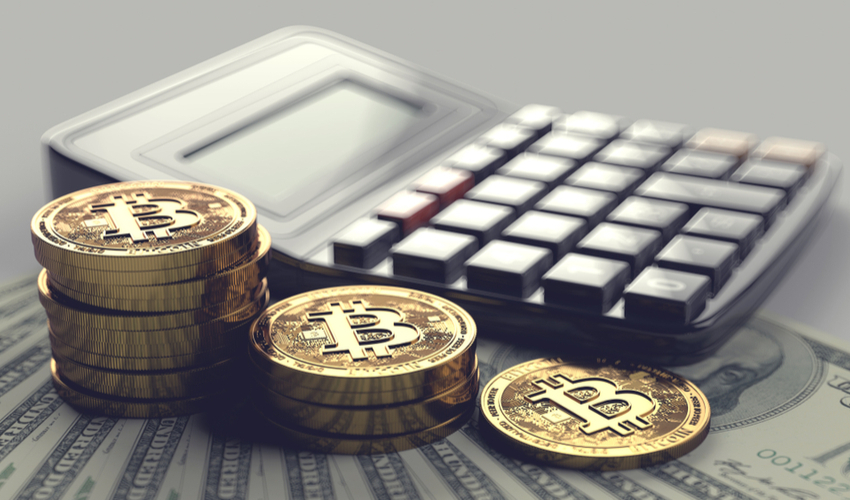 Crypto tax image