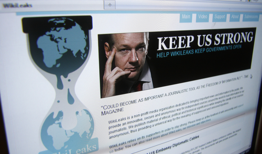 Coinbase Suspends WikiLeaks From Its Payment Service