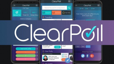 """A Litmus Test for Blockchain Mass Adoption"" – John Mcafee's ClearPoll Launches"