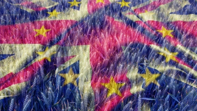 Blockchain to Help UK Farmers Grow in Europe's Changing Landscape