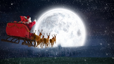 Santa Using Token Airdrops to Lighten Reindeer Load