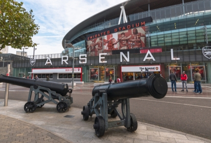 Arsenal F.C Signs With New Blockchain Start-up