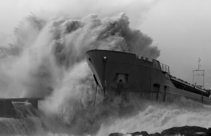 Ship in a Storm | ICOExaminer