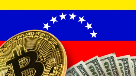 GiveCrypto Charity Active in Venezuela