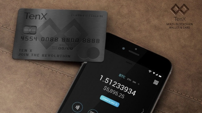 TenX Gain European E-money Licence