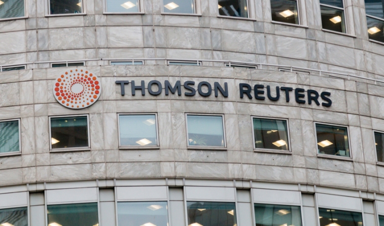 Thomson Reuters to Platform Crypto Real-Time Data