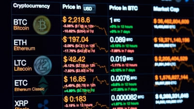Decentralised Cryptocurrency Exchanges on the Rise