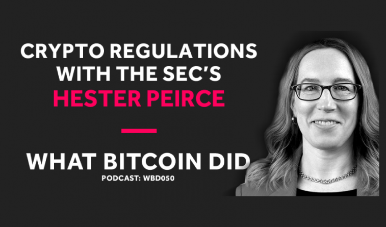 "SEC Commissioner Sees Future Bitcoin ETF as ""Definitely Possible"""