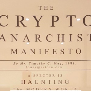 Timothy May, the Crypto Anarchist Who Prophesised Bitcoin, Dies at 67