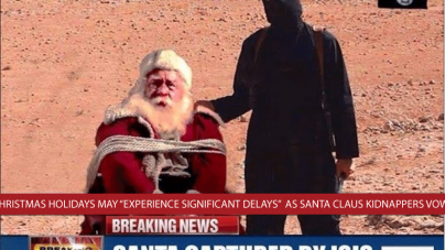 "Santa Claus Kidnapped by ex-Elf Demanding Ransom in ""Bitcoin and Ripple"""