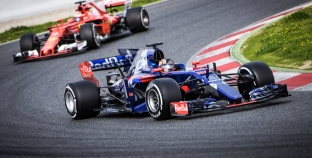 Formula One Collectible Token Auction Begins