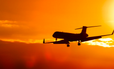First Issue of Airline Tickets Using Blockchain Technology